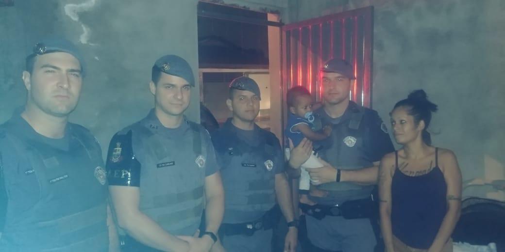 Foto: Divulgação/Polícia Militar
